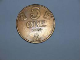Noruega 5 Ore 1940 (4530) - Norvège
