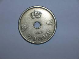 Noruega 50 Ore 1947 (4547) - Noruega
