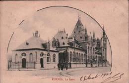 BELGIQUE/ FURNES/ LA GARE / Référence 2310 - Belgique