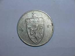 Noruega 50 Ore 1983 (4558) - Noruega