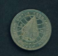 INDONESIA  -  1978  100 Rupiah  Circulated As Scan - Indonesia