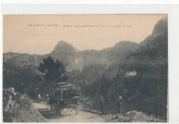 83 // LA SAINTE BEAUME   Route Par Gémenos   Diligence - France