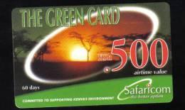 KENYA - 500 Ksh PHONECARD - 30 - 11 - 2004 - - Kenya
