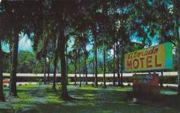 Florida Cross City Eldorado Motel