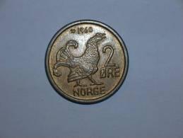 Noruega 2 Ore 1960 (4572) - Noruega