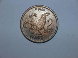 Noruega 2 Ore 1964 (4575) - Noruega