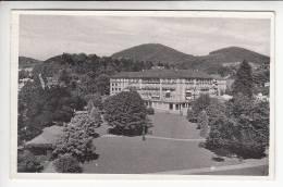 ALLEMAGNE - BADEN BADEN - Hotel Bellevue - CPSM PF (1951) N° 616/419 - - Baden-Baden