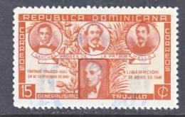 Dominican Republic 372  (o) - Dominican Republic