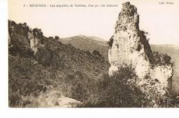 83 - MEOUNES  -Les Aiguilles De Valbelle,une Gande Dolomie - Cpsm Neuve- Coll.Melna  N° 1- Paypal Sans Frais - Altri Comuni