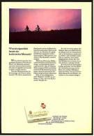 Reklame Werbeanzeige  Lindt Pralinen - Was Ist Eigentlich Heute Ein Kultivierter Mensch? , Von 1968 - Andere Sammlungen