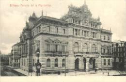 BILBAO  PALACIO DE LA DIPUTACION - Vizcaya (Bilbao)