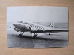 CPM NORTH CENTRAL AIRLINES DOUGLAS DC-3 - 1946-....: Moderne