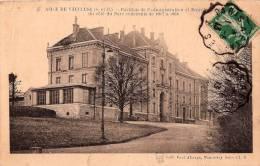 CPA N°37 - EPINAY SUR ORGE 91 Essonne - 1913 ASILE DE VAUCLUSE ( S.-et-O. ) Construit En 1867 - Epinay-sur-Orge