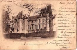 CPA - JANVILLE SUR JUINE 91 Essonne - 1902  Château De Gillevoisin ( Seine-et-Oise ) - Autres Communes