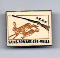 Saint Romans Lès Melle - ACCA - Chasse - Villes