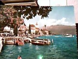 GARDONE RIVIERA DARSENA E MOTOSCAFO   VB1965    EB9475 - Brescia