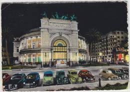 Palermo - Theatre/Politeama Garibaldi: ALFA ROMEO 6C & 9 OLDTIMERS FIAT (1962) - Turismo