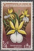 Cayman Islands 1971 Michel 286 Neuf ** Cote (2004) 0.10 Euro Fleur - Iles Caïmans