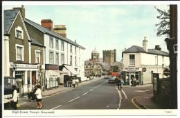 High Street Towyn Gwynedd - Pays De Galles