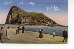 Rock From The Neutral Ground Gibraltar 1921 - Gibraltar