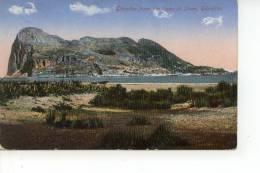 Gibraltar From The Spanish Shore Gibraltar - Gibraltar