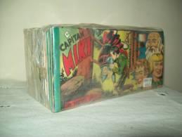"Capitan Miki ""striscia"" Anastatica (Dardo 1952) 1° Serie Completa N. 1/42 - Libri, Riviste, Fumetti"