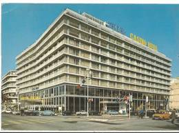CPSM NICE   . L'hotel MERIDIEN - Pubs, Hotels And Restaurants