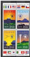 Islanda   -   1995.  Mondiali Di Pallamano.  Handball World Championships.  MNH, Fresh - Pallamano