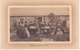 Welsh Ladies At Tea - Pays De Galles