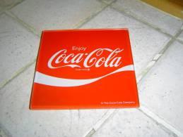 """Sous-verres """"COCA COLA"""" - Coasters"""