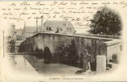 CPA (18) SAINT AMAND MONTROND  Le Pont De Charenton - Saint-Amand-Montrond