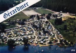 Gérardmer Le Camping De Ramberchamp Au Bord Du Lac (y23-143) Neuve - Gerardmer