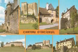 Dép. 24 - Château D´Excideuil. Editions René N° 3256 - France