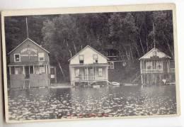 D10119 - Lake Pearl, Wrentham  *Neptune Canoe Club* - Etats-Unis