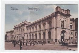 03148 WARSZAWA Bank - Panstwa - Pologne