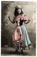 "Paulette Del Baye In ""Princesse Des Canaries""  Photo By Paul Boyer. - Artisti"