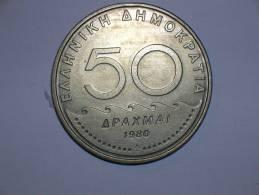 Grecia 50 Dracmas 1980 (4634) - Grecia