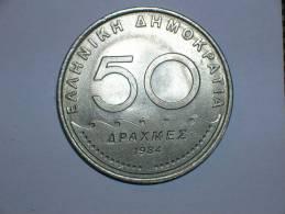 Grecia 50 Dracmas 1984 (4635) - Grecia