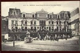 Cpa Du 35 Rennes Grand Bazar Parisien Et Nouvelles Galeries      BHU29 - Rennes