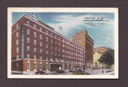 HÔTEL - MONTRÉAL - HOTEL DE LA SALLE COIN DRUMMOND ET  ST CATHERINE - VOITURES ANCIENNES - Hotels & Restaurants