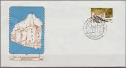 Nederland, Netherlands, 1982, Helmond, Castle, Special Cancelation - Filatelistische Tentoonstellingen