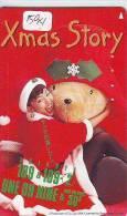 Télécarte Japon NOËL (1594) MERRY CHRISTMAS * Phonecard * Telefonkarte WEIHNACHTEN JAPAN * KERST NAVIDAD * NATALE - Christmas