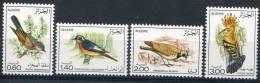 Algérie                        667/670  **       Oiseaux/birds - Argelia (1962-...)