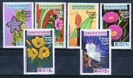 Libya 1979 Flowers MNH** - Lot. 1470 - Libye