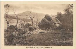 Scotland - Shepherd's Cottage, Swanston  BH381 - Ecosse