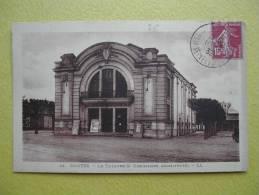 MANTES LA JOLIE. Le Théâtre. - Mantes La Jolie