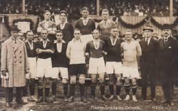 Männer Turn Verein München FOOTBALL TEAM RARE 1922 - Fútbol