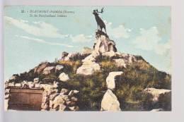Carte De  BEAUMONT HAMEL  ( état Moyen Dommage Car Peu Courante En Colorisée ) ( Recto Verso ) - France