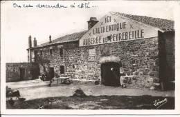Cpsm, Peyrebeille (Ardèche), L'Auberge Sanglante, Façade Principale - Frankreich