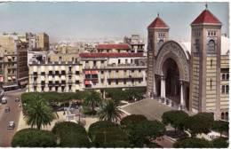 ORAN   - Place Jeanne-d´Arc  - - Oran